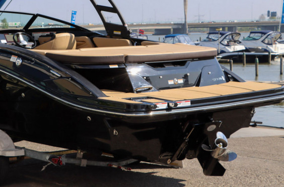 SeaRay 210 SPX Innenborder + MerCruiser 4.5L
