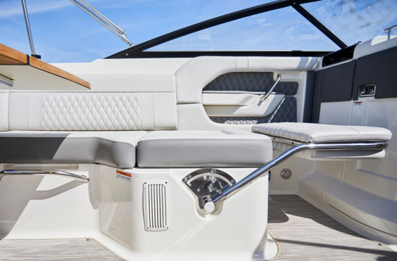 SeaRay 250 SLX Innenborder + MerCruiser 4.5L